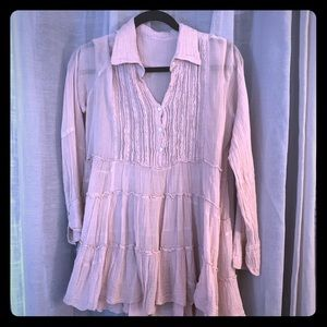 Free People Blush Top or Dress
